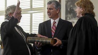 Kay Ivey sworn in as Alabama