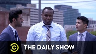 Preparing for Anti-Press Hostility at the RNC - Uncensored: The Daily Show