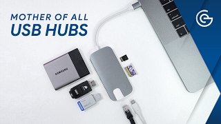Mother of All USB - C Hub !