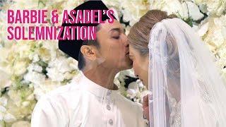 Barbie & Asadel's Solemnization Nikah