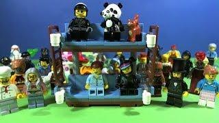 LEGO MOVIE MINIFIGS 71004