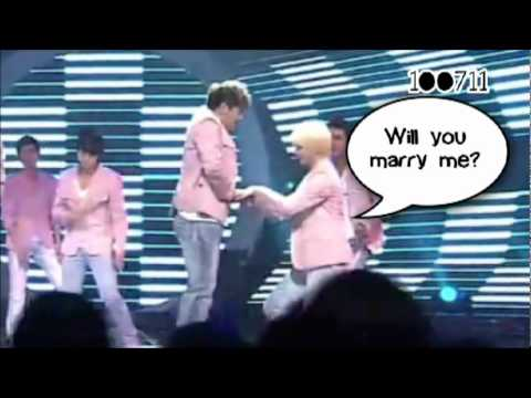 Part 8 Super Junior S Funny Moments Mistakes During Live Performances