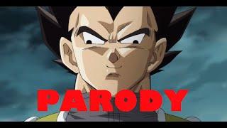 PARODIA DOBLAJE Dragon Ball Z Fukatsu no F + TURN DOWN FOR WHAT Especial 100 SUSCRIPTORES - SUPER M