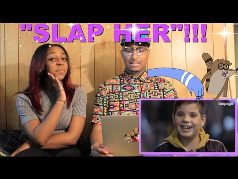"Couple Reacts : ""Slap Her"
