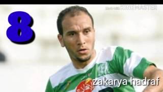 أحسن 9 لاعبين في الدوري المغربي