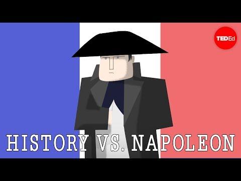 History vs. Napoleon Bonaparte - Alex Gendler