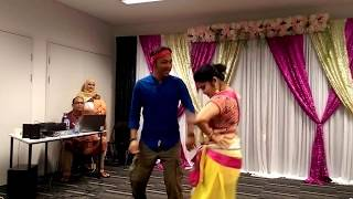 Dhakai saree dance Jony and Shoma
