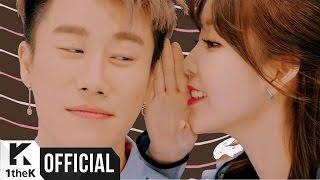 [MV] San E, Raina(레이나) _ Sugar and Me(달고나)