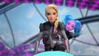 Barbie en español Latino   Barbie Una Aventura Espacial 2016