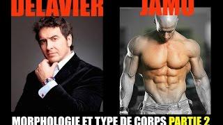 Types de Morphologie Frederic Delavier Jamo Partie 2