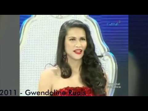 Miss World Philippines Crowning Moments 2011 2015