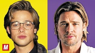 Brad Pitt | From 2 To 53 Years Old