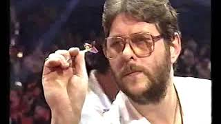 Adams vs Hunt Darts World Championship 1999 Round 2