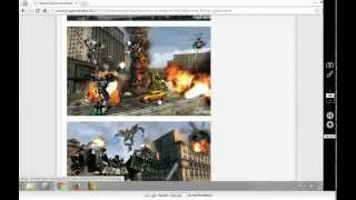 How to Download Transformers Revenge of The Fallen Free Pc Game-Direct links