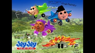 Reacting To My Childhood And Yours: Jay Jay The Jet Plane