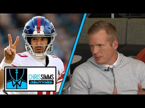 Will NY Giants use new draft picks to move up for QB Chris Simms Unbuttoned NBC Sports