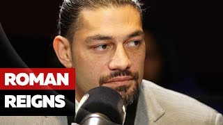 Roman Reigns To Brock Lesnar 'He's Gotta Show Up!