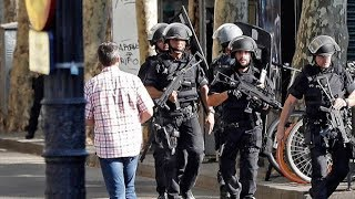 Terror attack in Barcelona   CBC News Network special coverage from Aug. 17, 2017