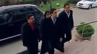 مشهد فخامة من مسلسل وادي الذئاب : مراد علمدار يسلِّم نفسه للشرطة | مترجم للعربية