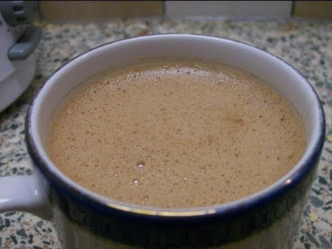 Simple hot Chocolate recipe - tutorial ~ Made from real chocolate, no cocoa powder!