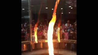 Fire tonado