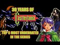 Download Video Download 30 Years of Castlevania: Top 5 Most Underrated Castlevania Games! 3GP MP4 FLV