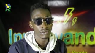 Iyumvire intego G Bruce agarukanye muri muzika nyarwanda.