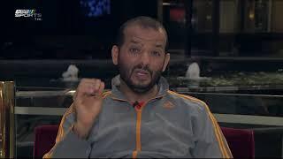 للقاءات لاعبي المنتخب (فهد المفرج - محمد الشلهوب - يوسف خميس - محمد عبدالجواد)