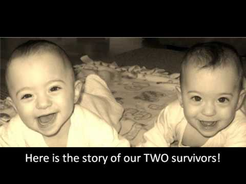 The Story of Two Survivors Our Girls First Year