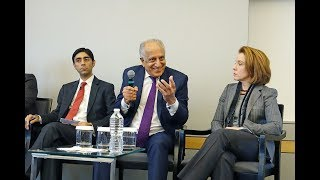 Zalmay Khalilzhad on the U.S.-Pakistan Relationship