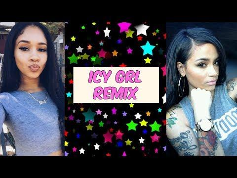 Saweetie - ICY GRL Bae Mix (Lyrics) feat. Kehlani