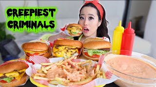 IN-N-OUT ANIMAL STYLE FRIES + 2x2 CHEESY BURGERS MUKBANG 먹방 | Eating Show