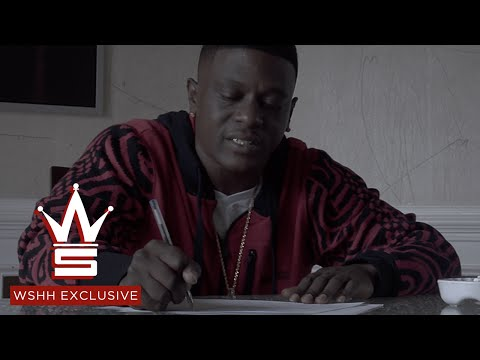Boosie Badazz Letter 2 Pac WSHH Exclusive Official Music Video