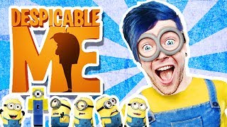 DanTDM Sings Despicable Me
