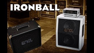 ENGL Ironball LTD & Ironball Combo - Review