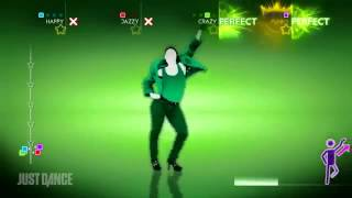 Just Dance 4 - PS3 Gameplay - Blu Cantrell - Hit' Em Up Style (Oops!)