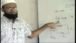 Open Bangla-VH-0022-Thevenin's Theorem-PHY-1132-SST-0022-Bangladesh Open University