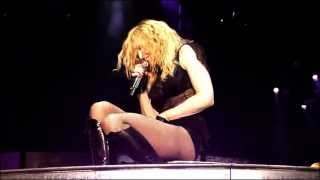 Madonna - Vogue (Sticky and Sweet Tour 2009, Belgrade)
