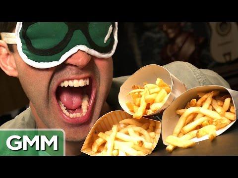 Blind French Fry Taste Test