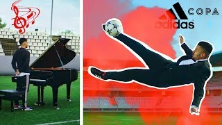 Adidas COPA 18 OFFICIAL COMMERCIAL ft. F2FREESTYLERS 🔥