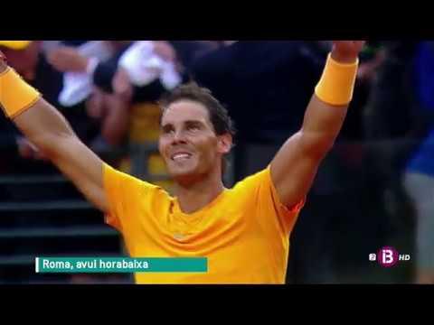 Xxx Mp4 Rafa Nadal Gana En Roma Y Recupera El Nº 1 De La ATP 3gp Sex