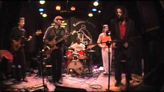 Stanley Jordan with Curtis Watts and friends [Tap Dance] at the Cutting Room NY 2002 Part 2.