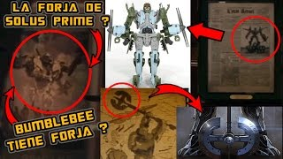 SECRET HISTORY Transformers The Last Knight - ANALISIS Y REVELACIONES