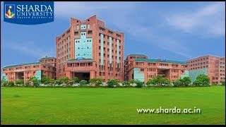 Sharda University Overview