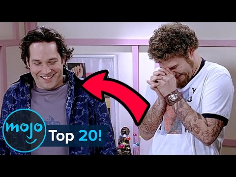 Top 20 Scenes Where Actors Couldn t Keep a Straight Face