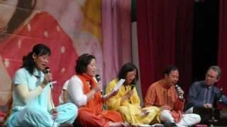 chinese bhajans,Sahasrara seminar 2010.wmv
