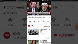 WW3 Update - trump threatens Iran