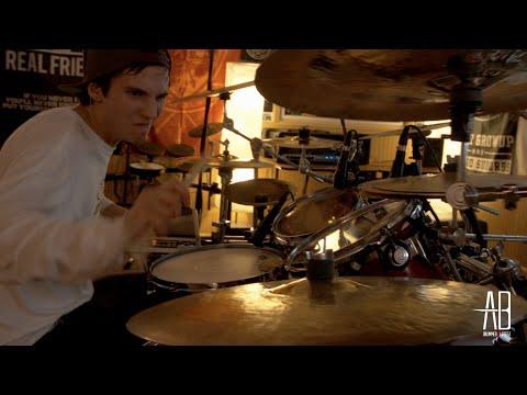 Aversions Crown - Hollow Planet [Drum // Guitar Dual Cover]