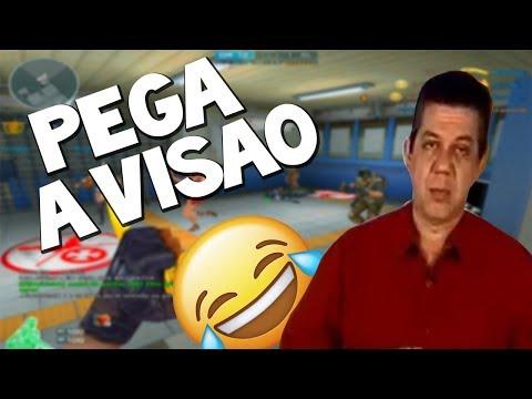 [CF]ZUANDO FF #2 PEGA A VISÃO