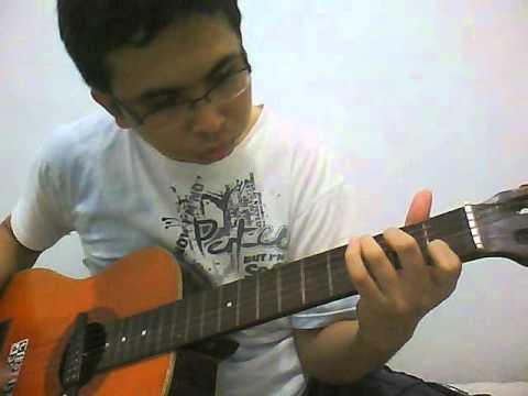 Pelan-pelan Saja .:. Gitar Akustik .:. Uddin Ajar ngGitar